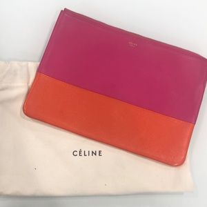 Authentic Celine Clutch Bag